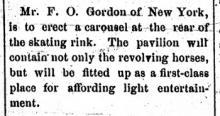 Cottage CIty Star, 11 June 1884