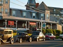 Oak Bluffs Harbor Fest Summer Solstice Roadsters