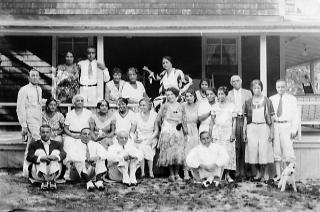 Shearer Cottage, Oak Bluffs, Martha's Vineyard