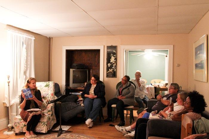 Feiffer discussion group