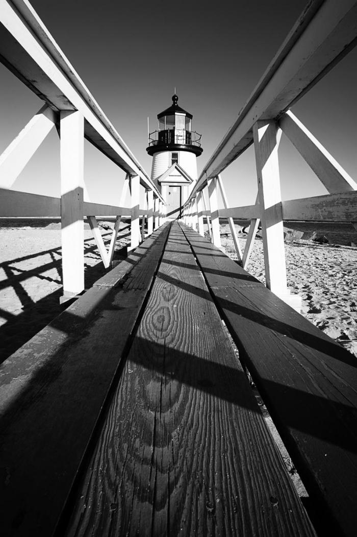 Brant Point Light.