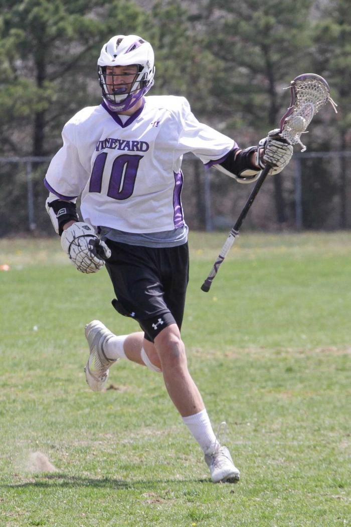 Charlie everett lacrosse