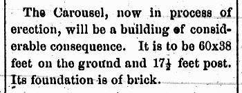 Cottage CIty Star, 25 June 1884