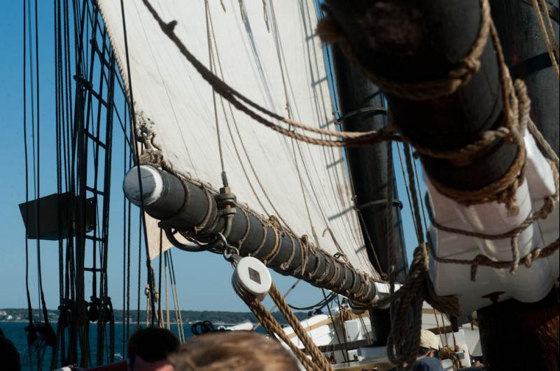 Sail and Rigging